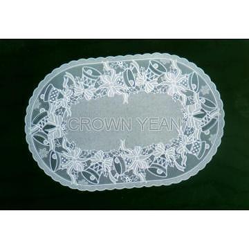 Taiwan Vinyl Lace Rigid Placemat Crown Yean Corporation