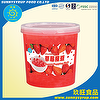 3.4kg Taiwan Supplier Sunnysyrup Strawberry Popping Boba