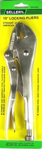 SELLERY LOCKING PLIER