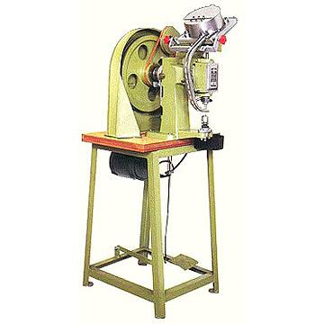 Waist Type Eyelet Fastening Machine