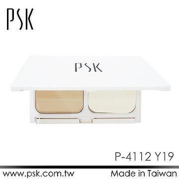 Y19_Taiwan PSK Make Up_Whitening 2-Way Cake