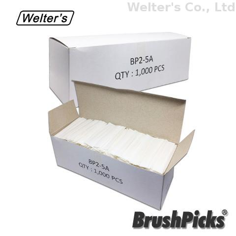 Hygienic individual pack toothpick 1000 packs