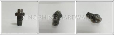 The custom-made screw (bolt) fastener