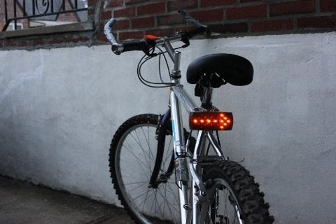 Wireless Controlled Right Turn Signal