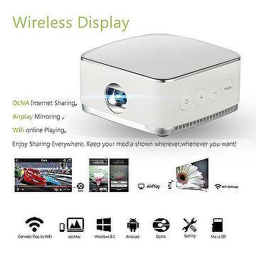 GCP680 Wireless Pico Projector