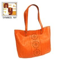 TO-3431 Flower Hollow Tote Bag