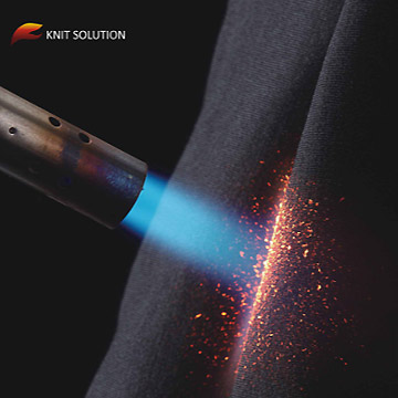 Knit Solution (Durable Fabric), fire retardant fabric, flame retardant fabric , fireproof fabric, fire resistant fabric, flame resistant fabric