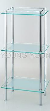 Glass Shelf Sets