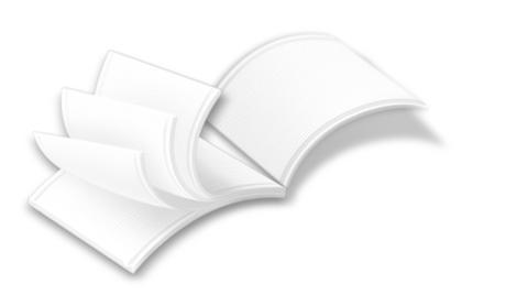 Lalune Tearable Cotton Pad 70pcs (Plus type)