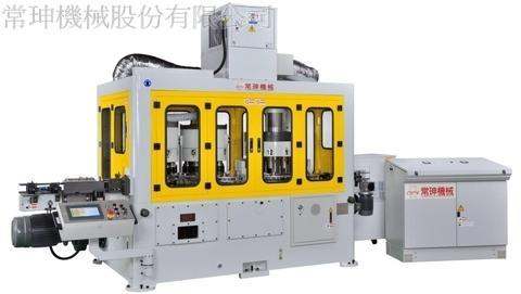Necking-Flanging-Beading Can Making Machine