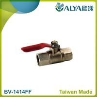 Water Ball Valve / Filter Ball Valve(Brass Straight)