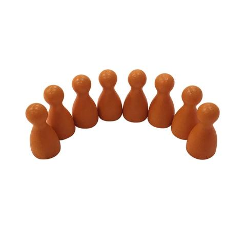 12*24mm Orange Wooden Mover