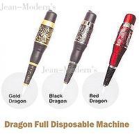 Tattoo Machine Kit,Dragon Full Disposable Machine