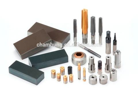 Customized Punch Die Inserts Manufacturer with any coating