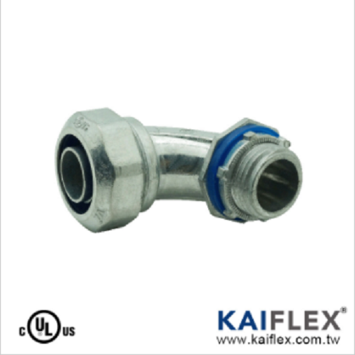 Taiwan Liquid Tight Conduit Fitting, Elbow Type, Male