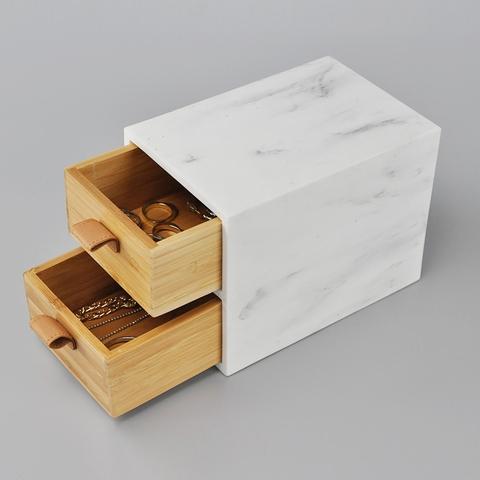 雙層手飾抽屜盒