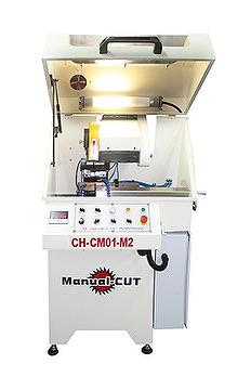 Manual cut off machine for Tungsten carbide Bar