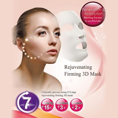 O'Linga Rejuvenating Firming 3D Mask