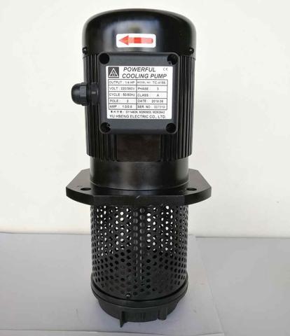 "YU HSENG 1/4HP Coolant Pump shaft 155mm 6"""