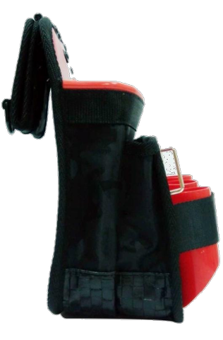 Utility Pouch Bag-Pipe at Front