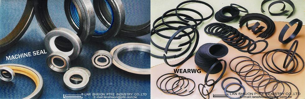 Machine and automotive Lip Oil Seal