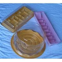 plastic tray food for bakery