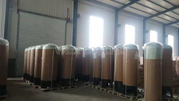 RO FRP Tank, Canature, Wave Cyber, 150psi FRP tank