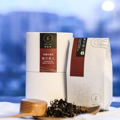Oriental Beauty Organic Taiwan Tea(30g)