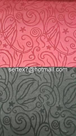 FLOCKING LEATHER STOCK FOR SHOES AND GARMENT
