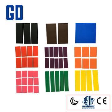 Square Fraction Tiles Set