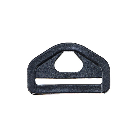 Plastic D-Ring Buckle