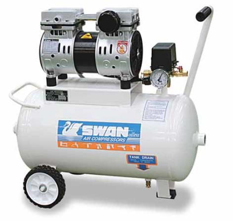 Taiwan swan air compressor DRS series (1~2HP) | Taiwantrade