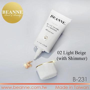 Beanne Pearly Lifting Foundation (with shimmer) 02