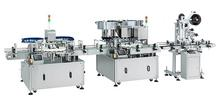 Chili Powder Bottle Capping and Labeling Line