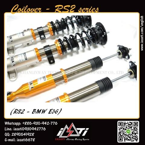 Taiwan For BMW E36 Coilovers suspension strut kits - Twin-tube