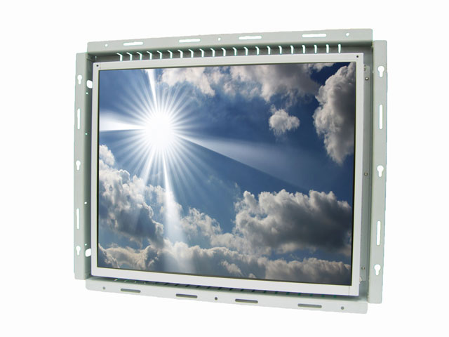High Brightness Monitor-Option Resistive / Capacitive Touch