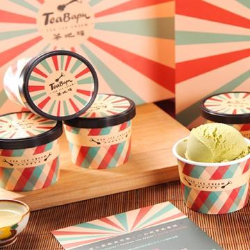 tea ice cream/TeaBapu
