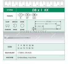 DBX1 KK - Embroidery Machine Needle