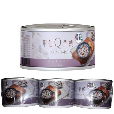 甲仙Q芋頭 6 組/箱 米樂蜜芋頭 即食