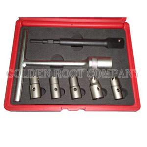Diesel Injector Seat Cutter Set