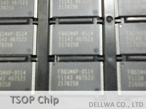 Nand Flash TSOP IC 128M