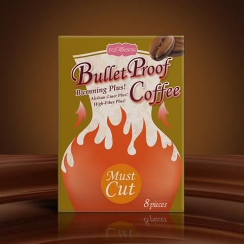 MustCut High Fiber Bulletproof Latte