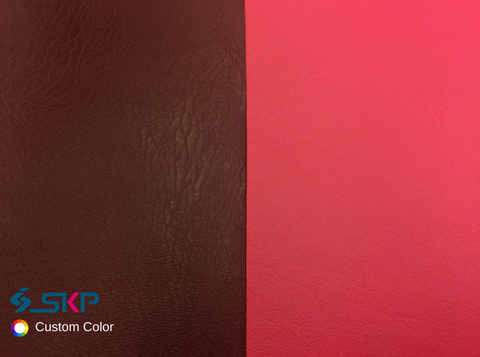 Opaque Vinyl PVC Sheet with Textures