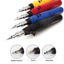 3-In-1 Cordless Butane Powered Soldering Iron