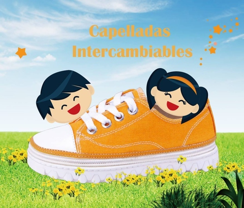 Children's Canvas Shoes