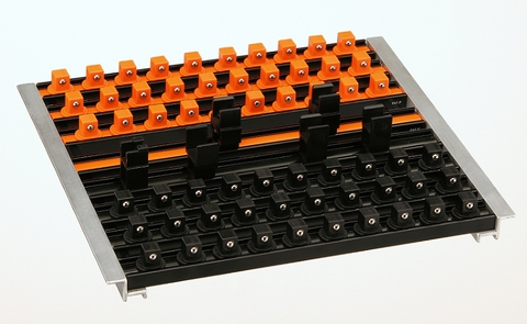 1/2'' Socket Set Storage Tray For Organizing Tools