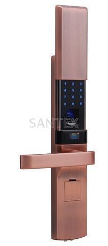 908.42MHz-US Global View 5 in 1 Smart Z-Wave Door Locks