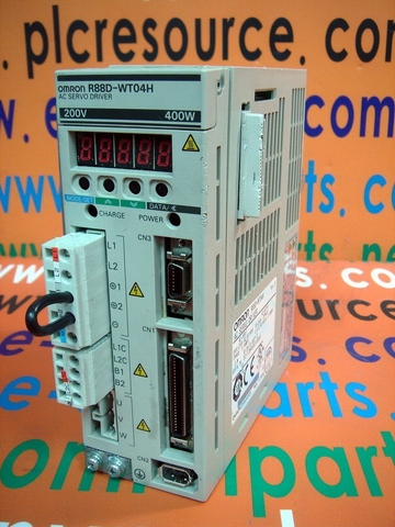 OMRON R88D-WT04H
