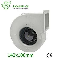 Snail centrifugal air blower fan
