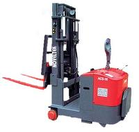 Advanced Counterbalanced Walkie Stacker (AC System)